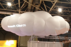 Inflatable cloud